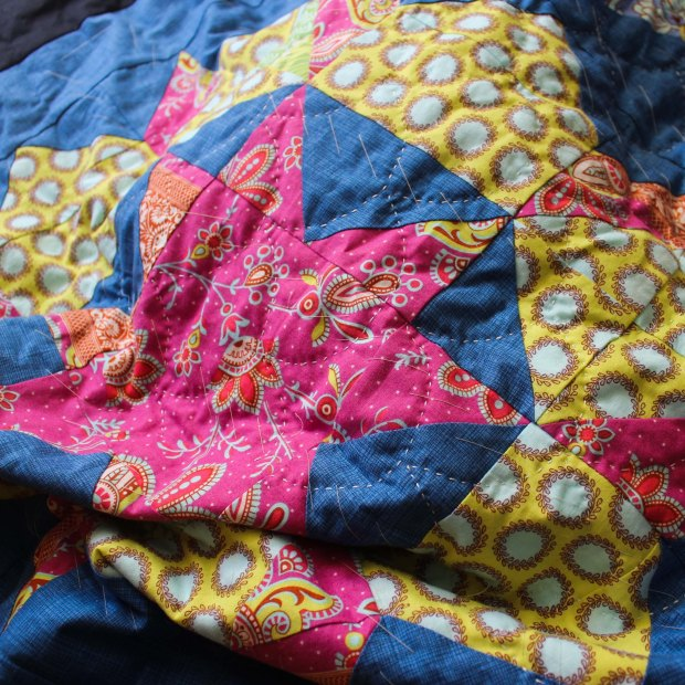 dark swoon quilt