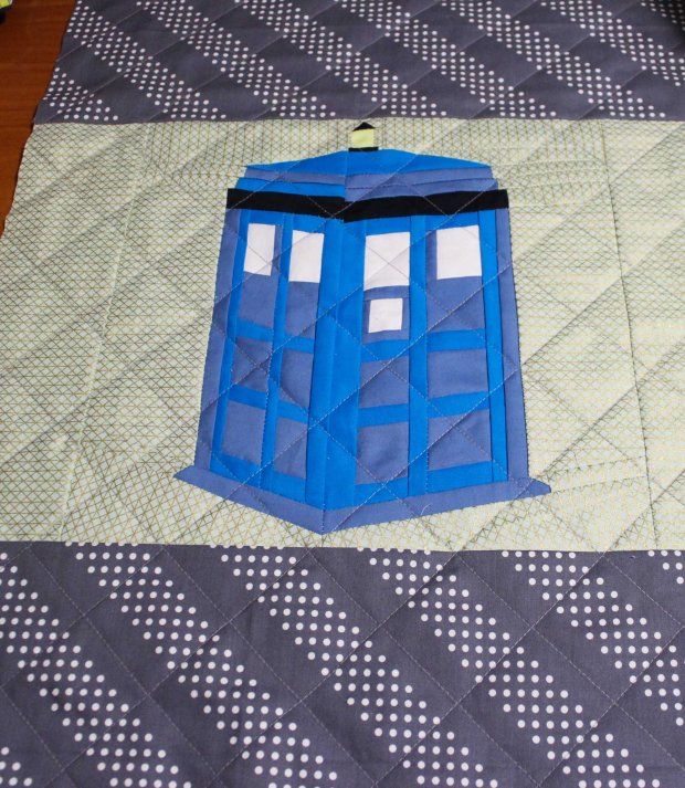 Mei Tai Baby Carrier With Tardis Zarkadia Quilts