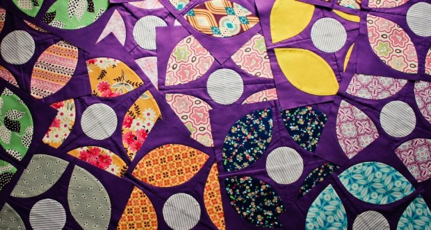 rotating quilt