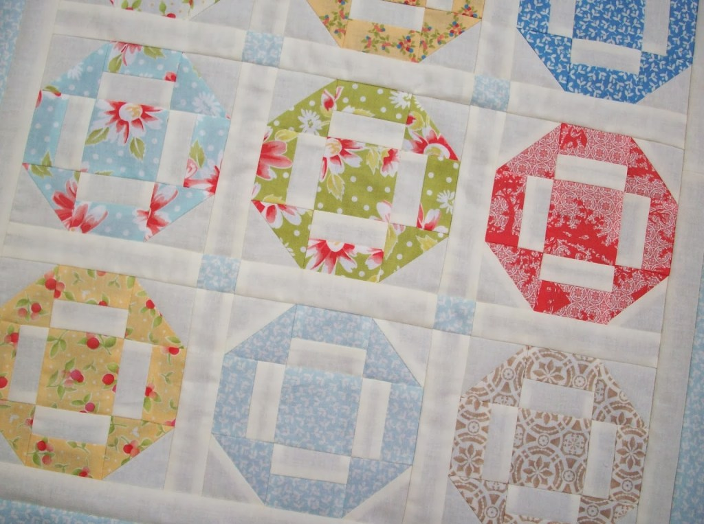 greek cross quilt