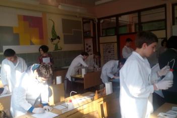 Међуокружно такмичење из хемије