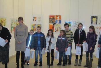 Ликовни конкурс у галерији Меандер