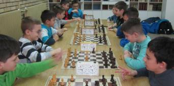 Резултати општинског такмичења у шаху