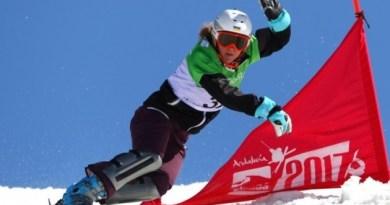Кубок Європи у Швейцарії: українка найкраща сноубордистка