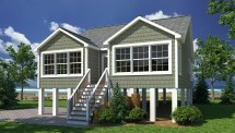 Beach Cottage Style Modular Homes