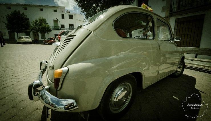 II Quedada coches cásicos Torrejoncillo del Rey,Cuenca