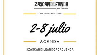 Planes para hacer en Cuenca del 2 al 8 de julio de 2015