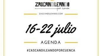 Planes en Cuenca del 16 al 22 de julio de 2015