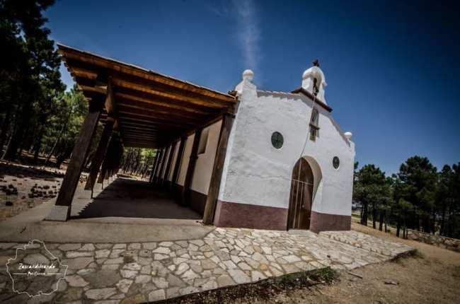 Ermita de San Isidro, en Arcas