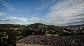 Vistas panorámicas de la ciudad de Cuenca