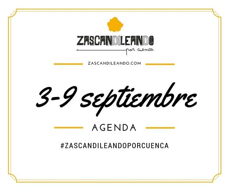Qué hacer en Cuenca del 3 al 9 de septiembre de 2015
