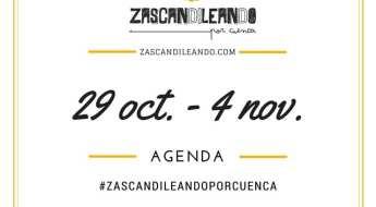 Agenda Cuenca 29 octubre - 4 noviembre 2015