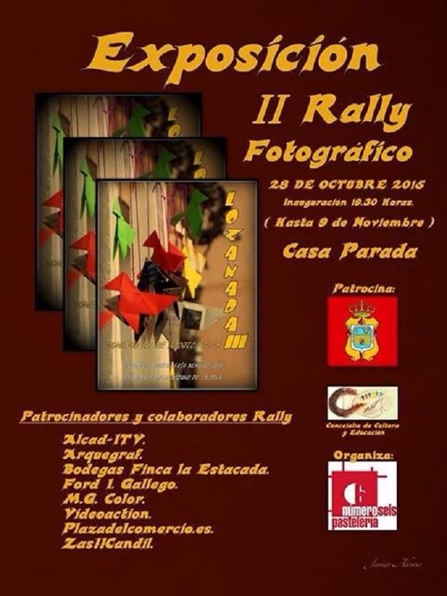 Exposición Rally Fotográfico en la Casa Parada