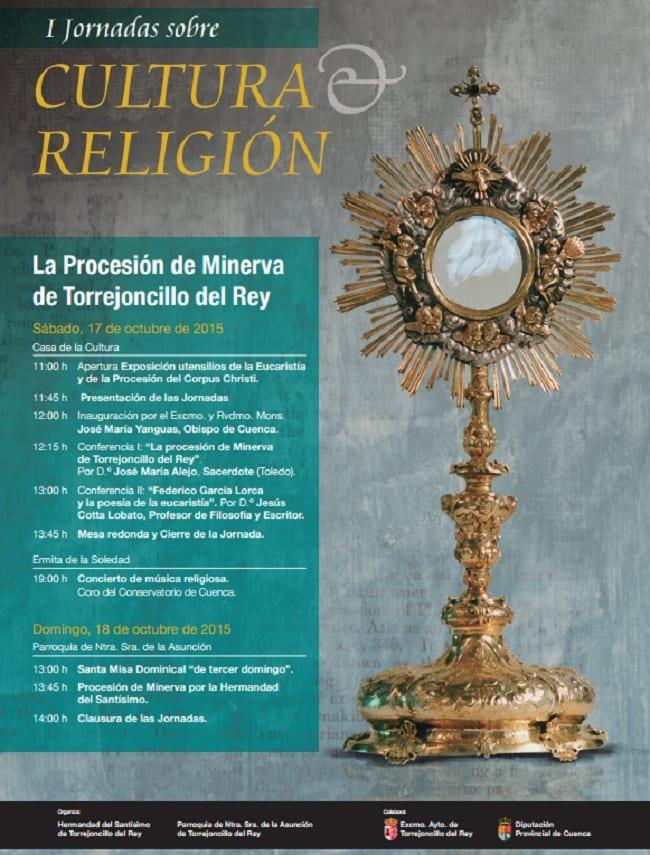 Jornadas de Cultura y Religión en Torrejoncillo del Rey