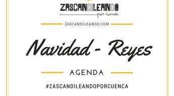Agenda en navidad 2015 en Cuenca