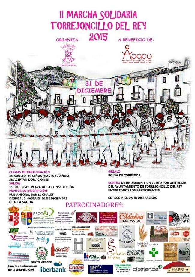 II Marcha Solidaria en Torrejoncillo del Rey