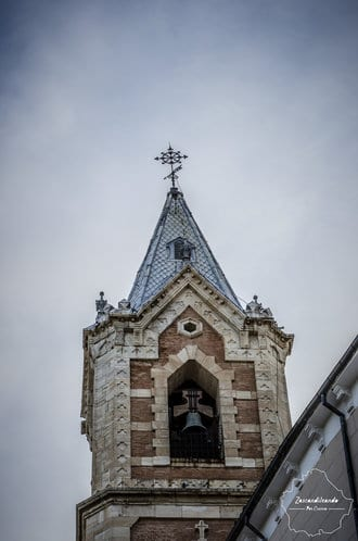 Torre de la iglesia del Salvador de Cuenca