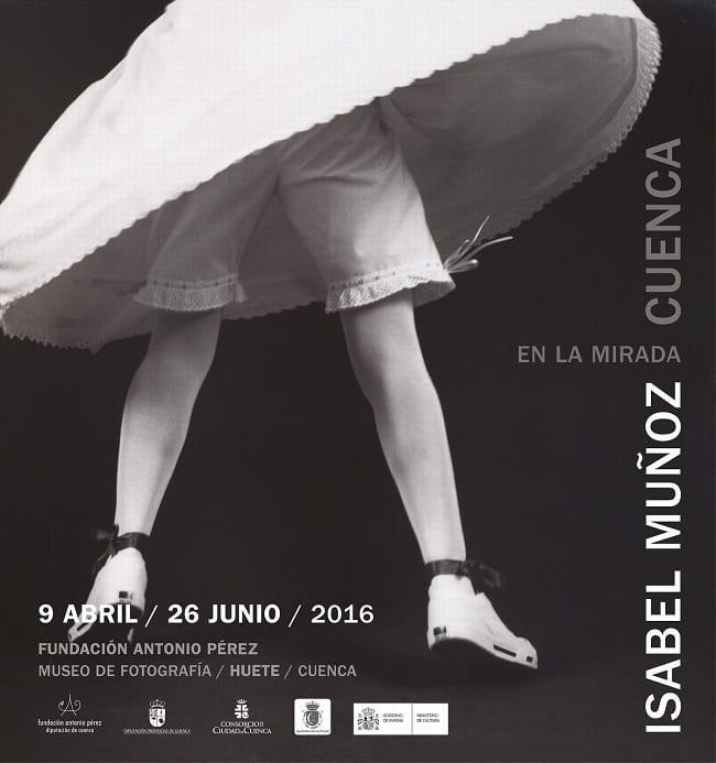 Isabel Muñoz en el Museo de la Fotografía de Huete