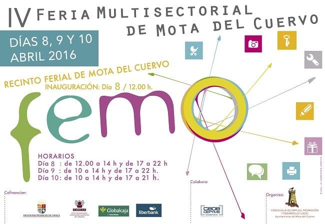 FEMO 2016 Mota del Cuervo