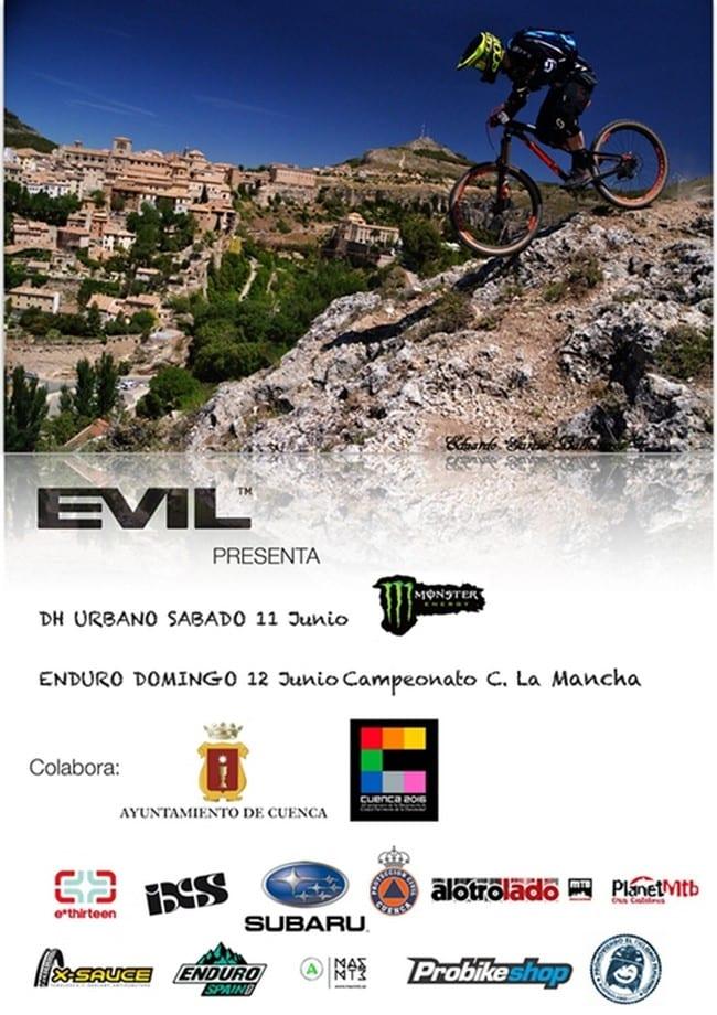 Carrera MTB ENDURAMA Cuenca