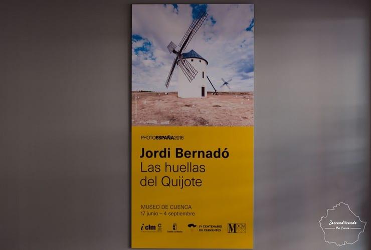 PhotoEspaña 2016 en Cuenca, exposición de Jordi Bernadó