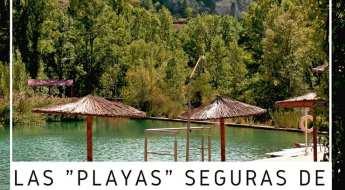 Sitios de baño en la provincia de Cuenca