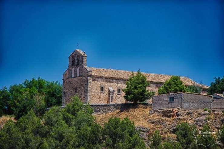 Iglesia de San Pedro Advíncula en San Pedro Palmiches