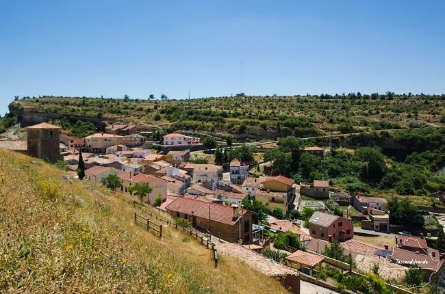 Grandes vistas de Buenache de la Sierra (Cuenca)