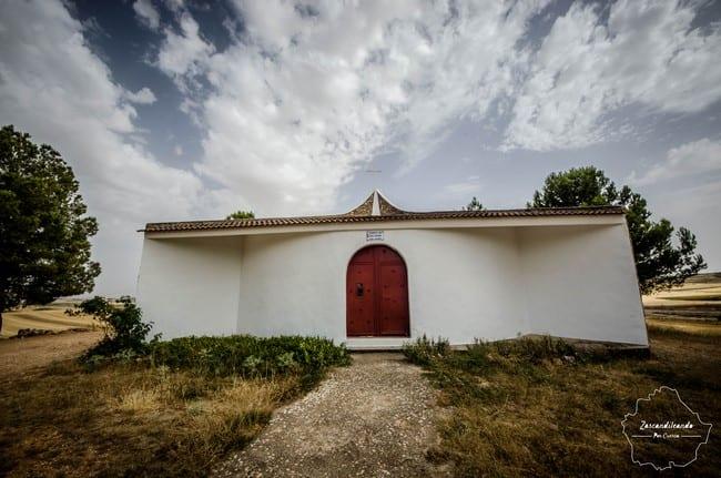 Ermita de San Antón y San Isidro en La Almarcha (Cuenca)