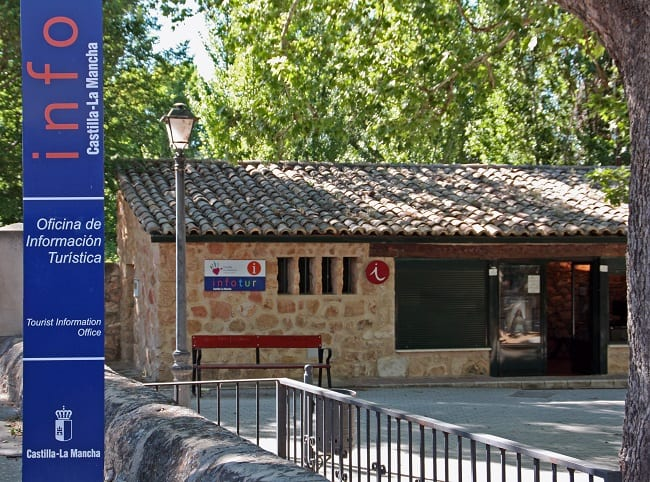 Oficina de Turismo en Buendía