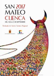 Fiestas de San Mateo en Cuenca 2017