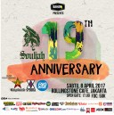 SOULJAH 19TH ANNIVERSARY