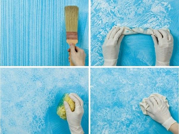 Картинки по запросу акриловые краски для стен