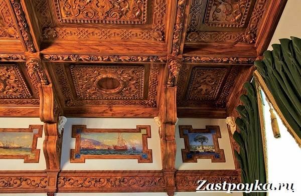 Кессонный-потолок-Описание-особенности-виды-и-монтаж-кессонного-потолка-5