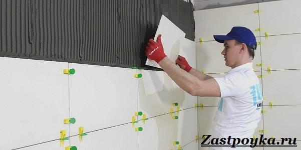 Приспособления для укладки керамической плитки