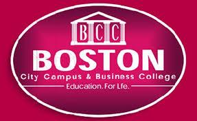 Boston City Campus Application Form