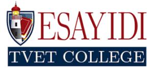 Esayidi TVET College Application Form