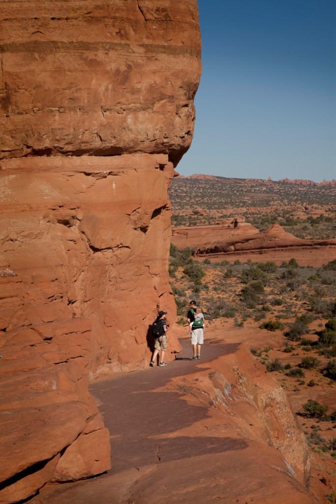 Delicate-Arch-Trail