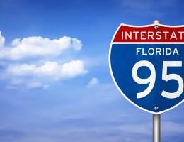 Du Québec à la Floride - itinéraires pour éviter les grandes agglomérations