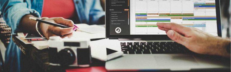Planifier votre voyage l'application web avec Planning Motion