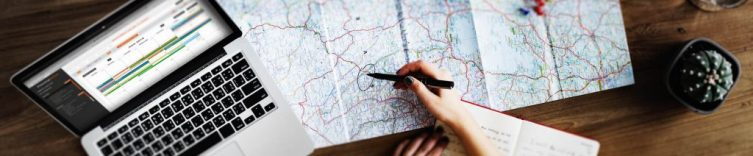 pérparer son voyage avecl e planificateur de voyages :PLANNING MOTION