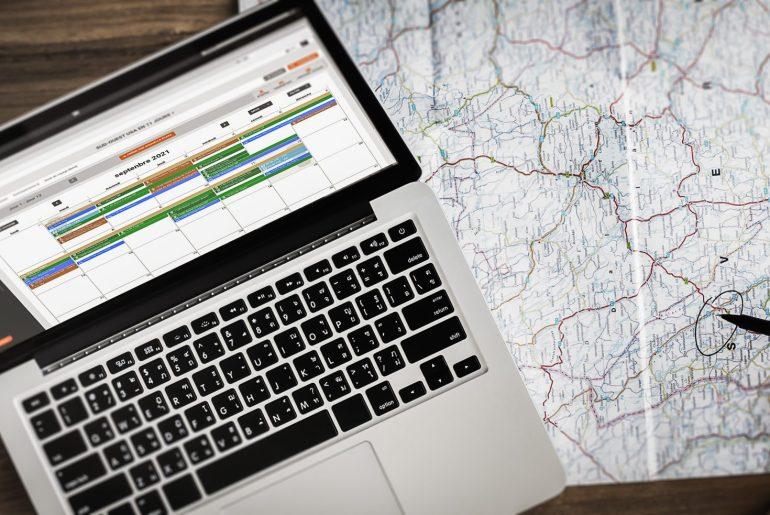 Plannificateur de voyages Planning Motion