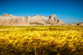 parc national de Badlands