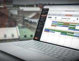 planificateur de voyages Planning Motion