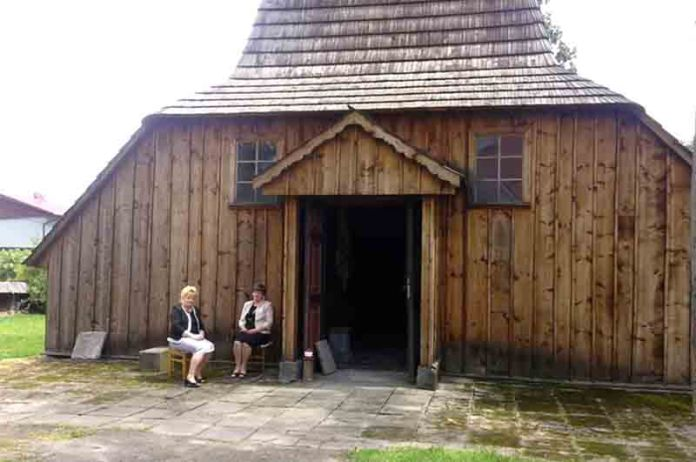 Zabytkowy Kościół Nidek