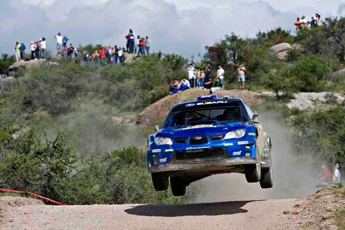 2 Rally Oes Beskid Mały