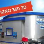 Pierwsze w Polsce kino 360 3D otwarte w Parku Rozrywki Zatorland