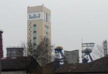 strajk w kopalni w brzeszczach