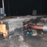 śmiertelny pożar w kanałach ciepłowniczych
