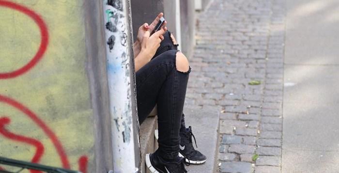 nastolatka uciekła z domu